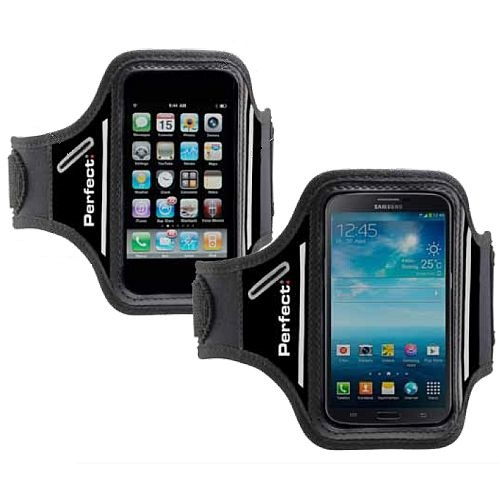 perfect fitness smart phone armband sports supports mobility healthcare products. Black Bedroom Furniture Sets. Home Design Ideas