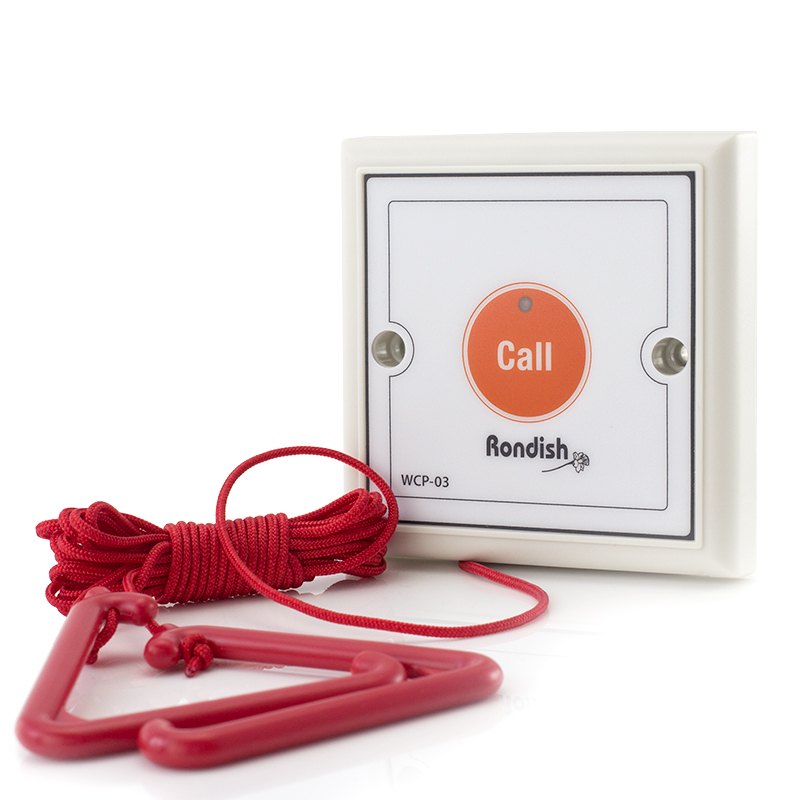 Pull Cord Transmitter For Emergency Call Alarm Sports
