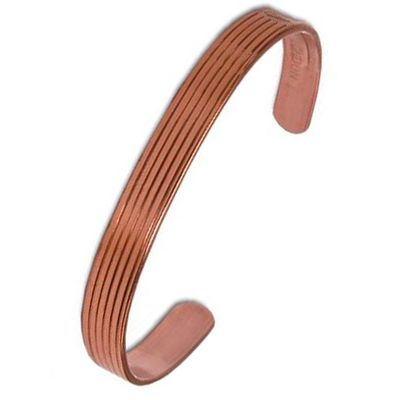 Regency Copper Bracelet