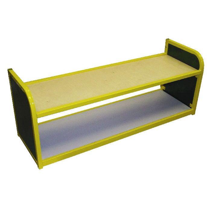 School Cloakroom Bench U0026 Storage Unit