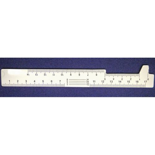 Pupillary Distance Ruler :: Sports Supports | Mobility