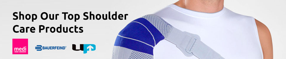 See Our Full Range of High Quality Shoulder Supports