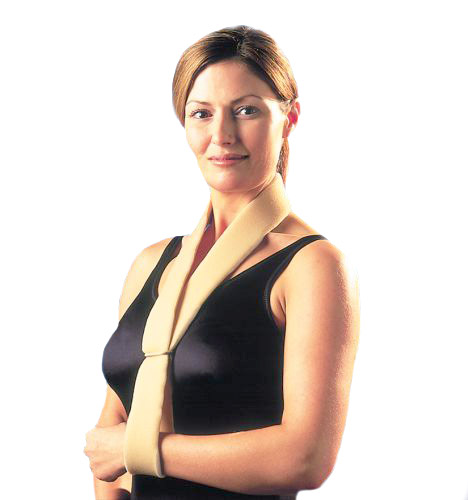 broken arm sling. roken arm sling. Universal Pro Sling Standard; Universal Pro Sling Standard