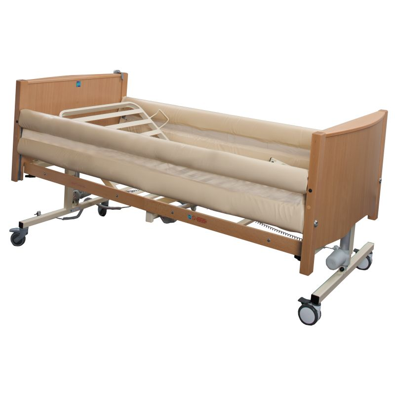 sidhil bradshaw bed side rail mesh pads sports supports mobility healthcare products. Black Bedroom Furniture Sets. Home Design Ideas