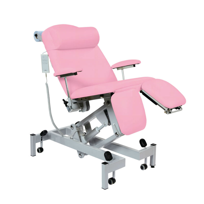 Sunflower medical salmon fusion powered headrest treatment for Chair neck support attachment uk