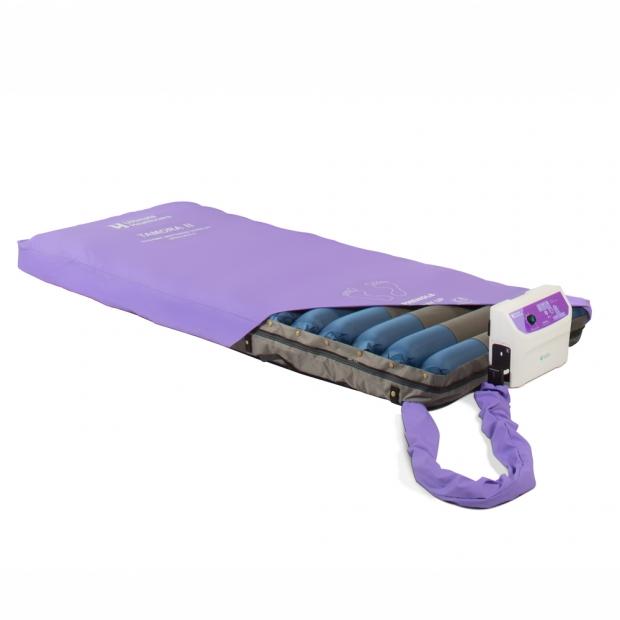 tamora ii analogue alternating pressure relief mattress overlay