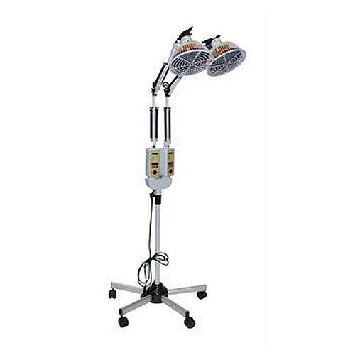 TDP Double Head Infrared Heating Floor Lamp