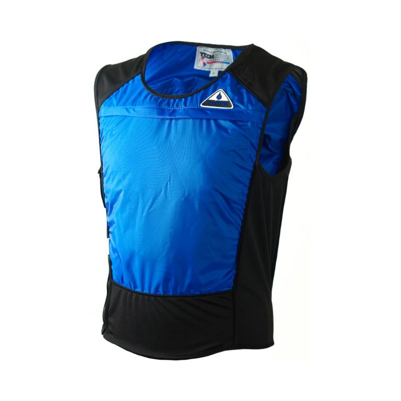 Evaporative Cooling Clothing : Techniche drykewl evaporative cooling vest sports