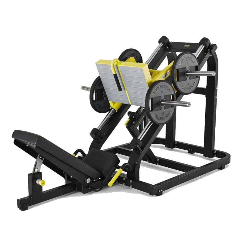 fitness leg press machine