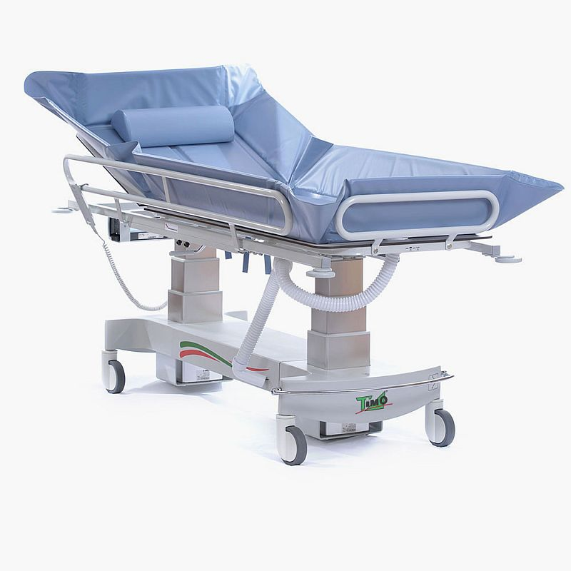 Timo Electric Shower Trolley Sports Supports Mobility Healthcare Products