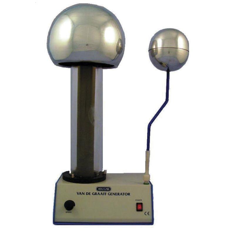 Van De Graaff Generator With Accessory Kit    Sports