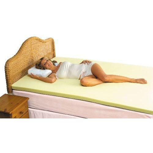 visco memory foam mattress topper