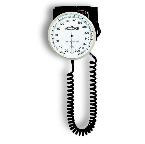 Accoson 6 Quot Aneroid Sphygmomanometer With Wall Mount