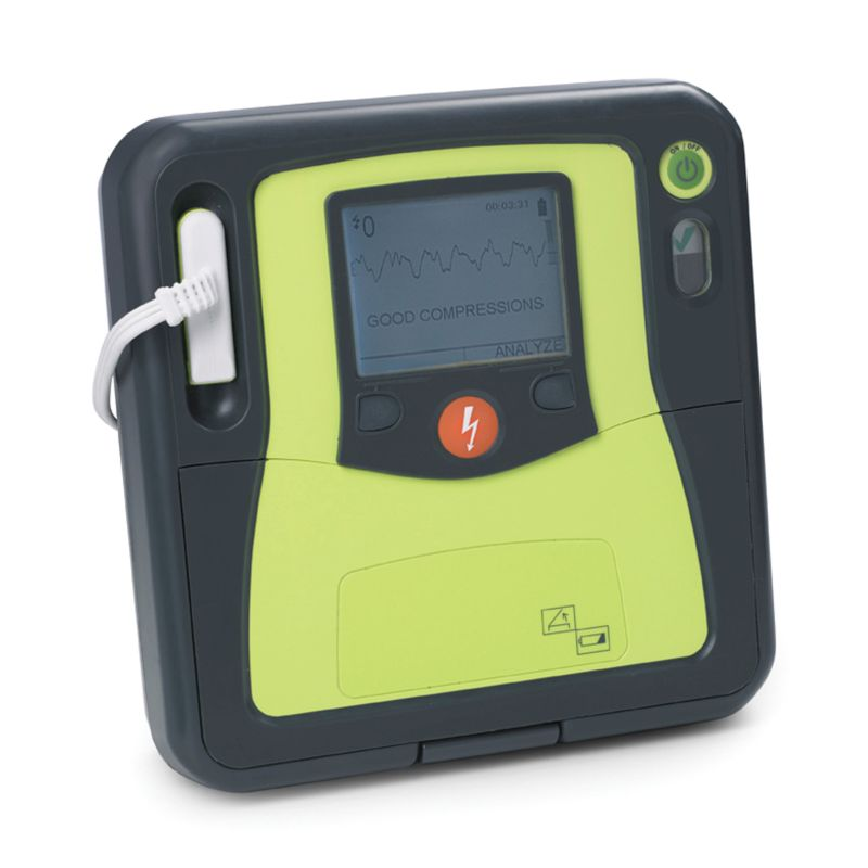 Zoll Aed Pro Semi Automated External Defibrillator With