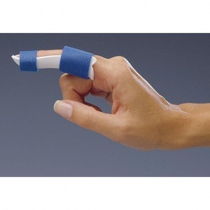 Self Adhesive Straps For The Rolyan Finger Gutter Splint