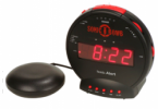 Vibrating & Extra Loud Alarm Clocks