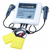 Metron Accusonic Stim Combo Electrotherapy Unit