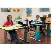 Ropox Vision 1-Section Large Tilt Table