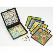 14-in-1 Magnetic Game Board