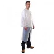 Supertouch Disposable PE Visitor Coats (500 coats)