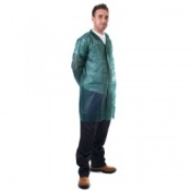 Supertouch Disposable Non Woven Coats (50 Coats)