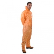 Supertouch Disposable Supertex Plus Type 5/6 Coveralls (50 Coveralls)