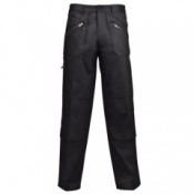Supertouch Action Trousers- Black  (20 Trousers)