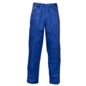 Supertouch Action Trousers- Royal Blue (20 Trousers)
