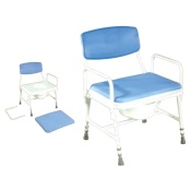 Drive Medical - Belgrave Bariatric Commode
