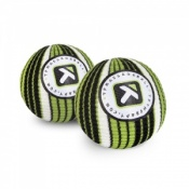 Trigger Point Grid Massage Ball Double Pack