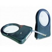 Dual Light Magnifier Measure