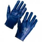 Supertouch Nitrile Cut 'N' Sewn Gloves