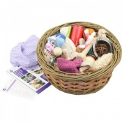 Large Sensory Toy Treasure Basket for 3 Years Plus