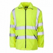 Supertouch Hi-Vis Micro Fleece Jacket (10 Jackets)