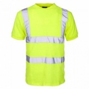 Supertouch Hi-Vis Two Tone T-Shirts (20 Shirts)