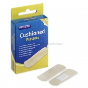 Patch And Go Assorted Cushioned Plasters (Pack of 16)
