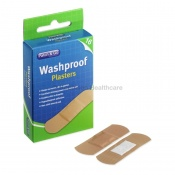 Patch And Go Assorted Washproof Plasters (Pack of 16)