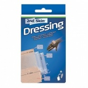Spenco 2nd Skin Dressing Sheets