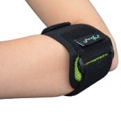 4Dflexisport® Lime Tennis Elbow Support