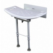 Herdegen Rumble Folding Wall Mounted Shower Seat