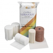Cestra Ultra Four Latex-Free Multi-Layer Bandage System
