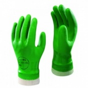 Showa 600 PVC Green Gloves