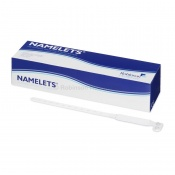 Namelets Clear Insert-Style ID Bracelets (Pack of 100)