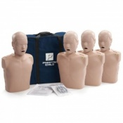 Prestan Professional Child CPR/AED Training Manikin With CPR Monitor Pack Of Four