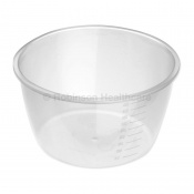Instrapac 500ml Polypropylene Bowls (Pack of 40)