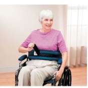 Front Release Padded Wheelchair Belt