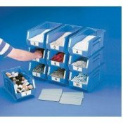 Replacement Sensation Stimuli Bin for Rolyan Multi-Phase Desensitisation Kit