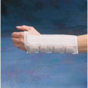 Firm D-Ring Carpal Tunnel Syndrome Wrist Brace