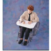 Economy Moulded Wheelchair Lap Tray