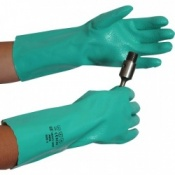A935 Heavy Grip Nitrile Handling Gloves